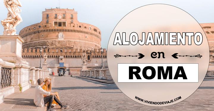 Dónde alojarse en Roma, mejores zonas