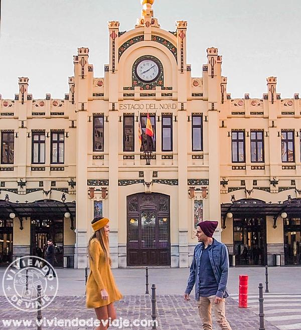 Qué ver en Valencia | La estación del Norte