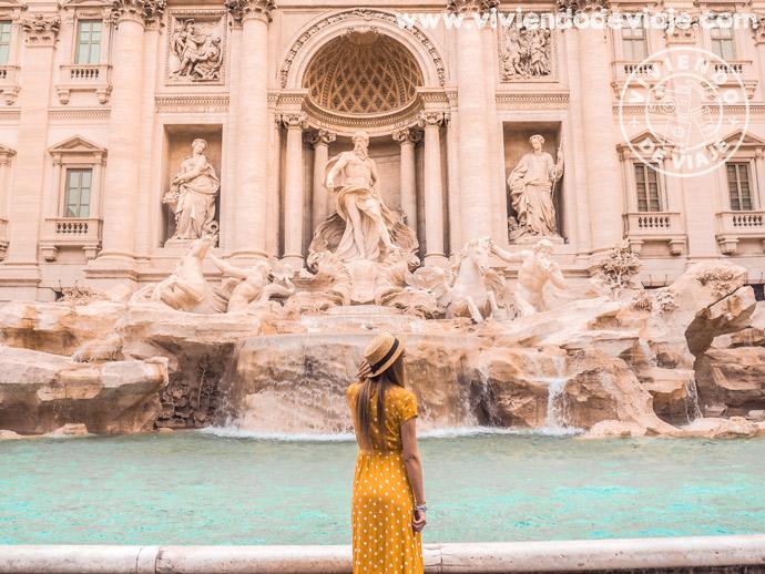 Alojamiento en Roma | Fontana di Trevi