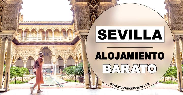 Alojamiento barato en Sevilla