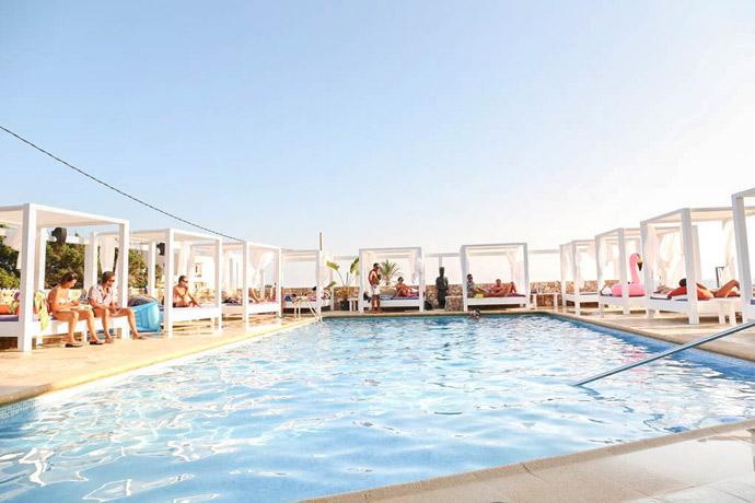 Hotel Maysi en Formentera
