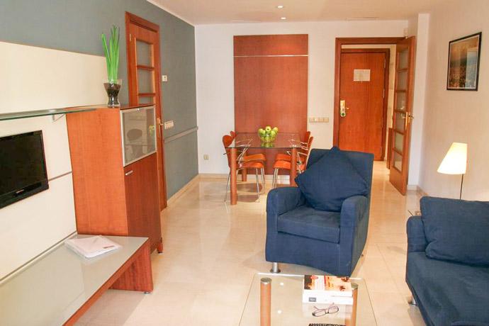 Apartamentos Suites Marina, cerca de la Sagrada Familia