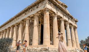 Guía de viaje a Atenas