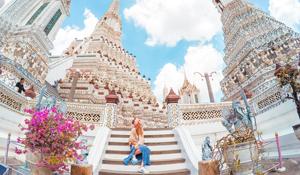Guía de viaje a Bangkok