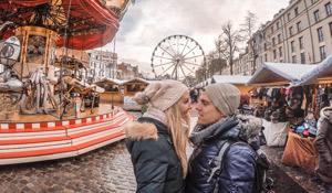 Guía de Bruselas en Navidad