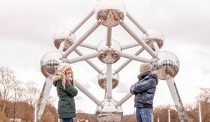 Guía de viaje a Bruselas