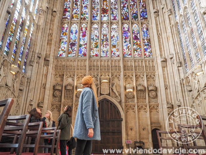 Qué ver en Cambridge | Capilla del King College