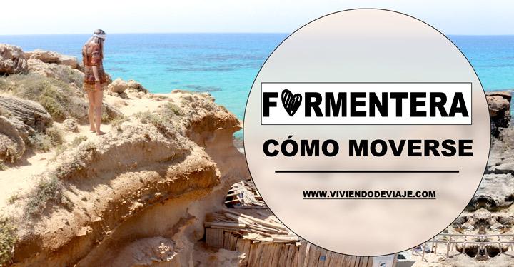 Cómo moverse por Formentera