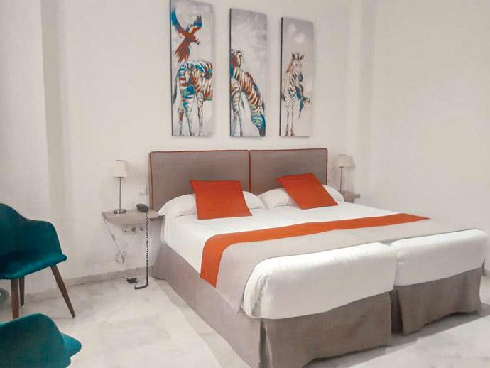 Alojarse en Sevilla barato   Cool Sevilla hotel