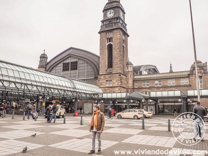 Estación Central de Hamburgo
