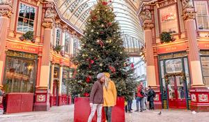 Guía de Londres en Navidad