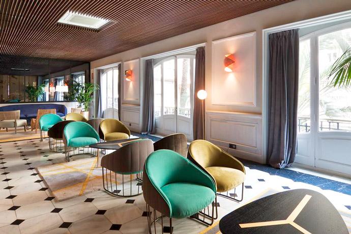 One Shot Palacio Reina Victoria 04, hotel bonito en Valencia