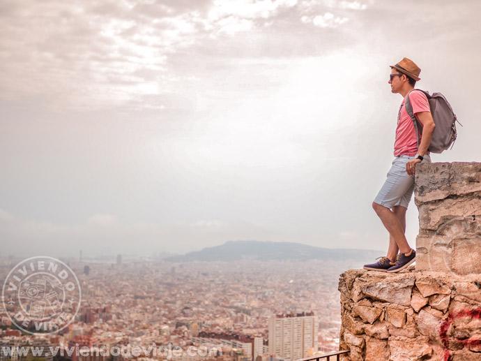 Cosas que hacer en Barcelona | Ver un atardecer desde los Búnkers del Carmel