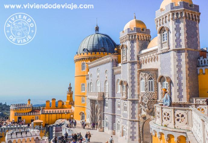 Palacio da Pena, lugar imprescindible que ver en Sintra