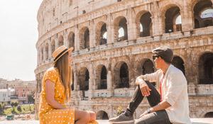 Guía de viaje a Roma