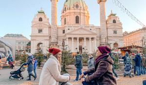 Guía de Viena en Navidad