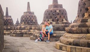 Guía de viaje a Yogyakarta