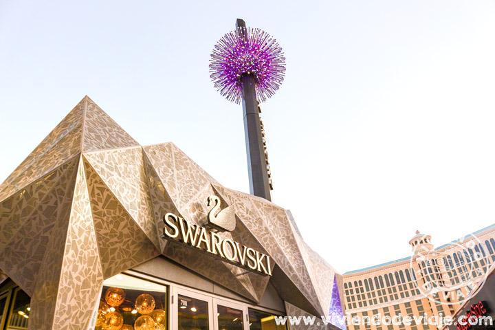 Swarovski Starburst en Las Vegas