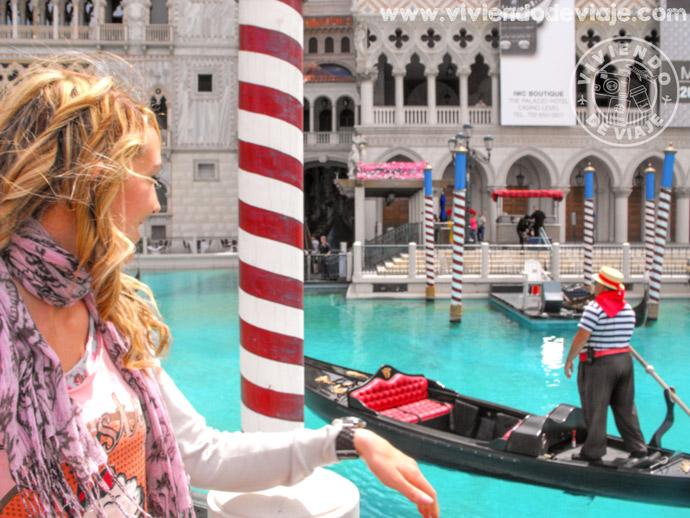 Dónde alojarse en Las Vegas | Hotel Venetian
