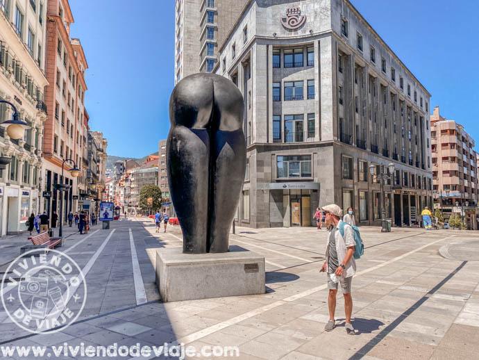 Calle Pelayo en Oviedo
