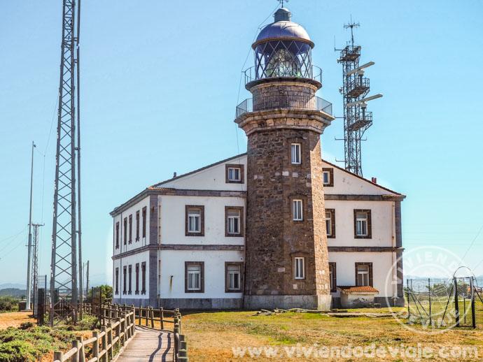 Faro de Peñas - Ruta por Asturias