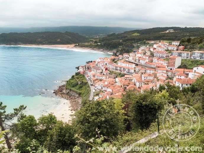 Mirador de San Roque, Asturias
