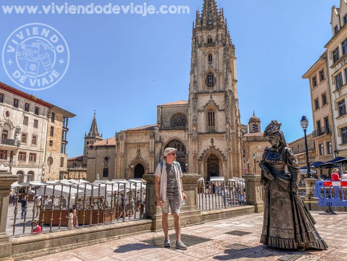 Ruta por Asturias - Oviedo