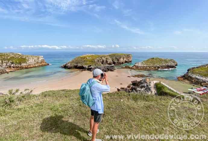 Ruta por Asturias - Playa de Cué