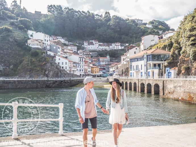 Visitar Cudillero en tu viaje a Asturias