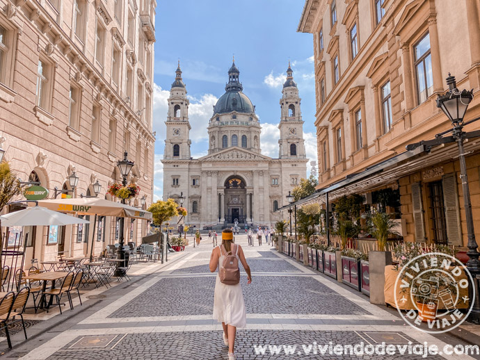 Dónde alojarse en Budapest | Distrito 5 - Belváros