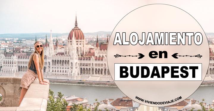 Dónde alojarse en Budapest, zonas recomendadas