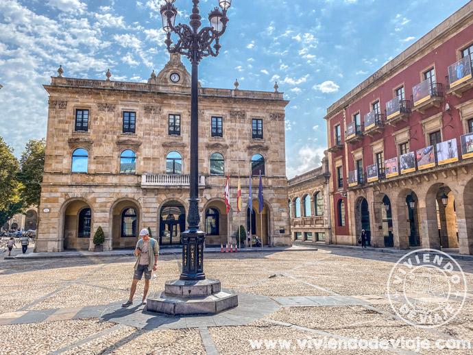 Alojarse en Gijón en el barrio de Cimavilla