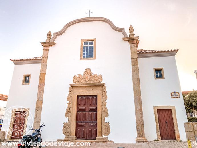 Igreja de São Sebastião en Albufeira