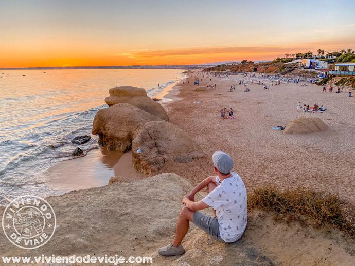 Praia da Galé | Lugares que ver en Albufeira