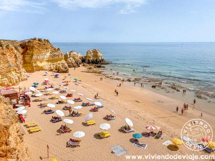 Praia dos Careanos, Algarve