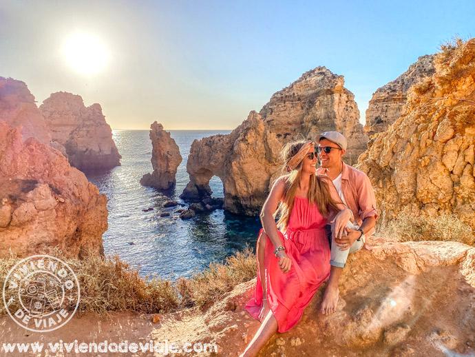 Ponta da Piedade   Lugar imprescindible que ver en el Algarve