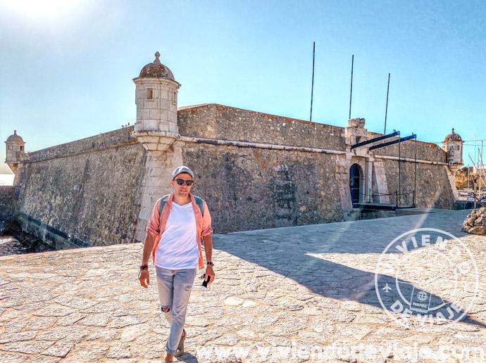Forte da Ponta da Bandeira, Lagos