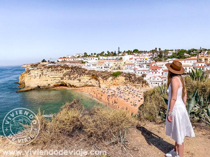 Carvoeiro | Dónde alojarse en el Algarve