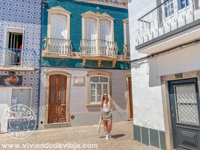 Tavira, una de las ciudades más bonitas que ver en el Algarve
