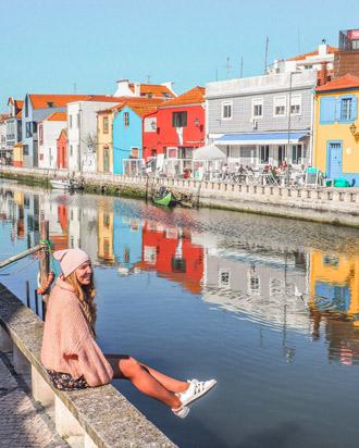 Lugares que ver en Aveiro imprescindibles