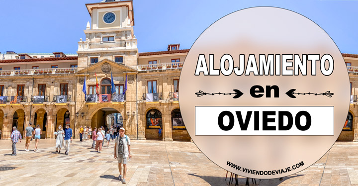 Dónde dormir en Oviedo