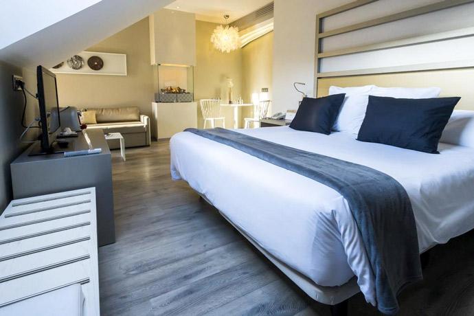 Hotel & Spa Princesa Munia | Dónde alojarse en Oviedo