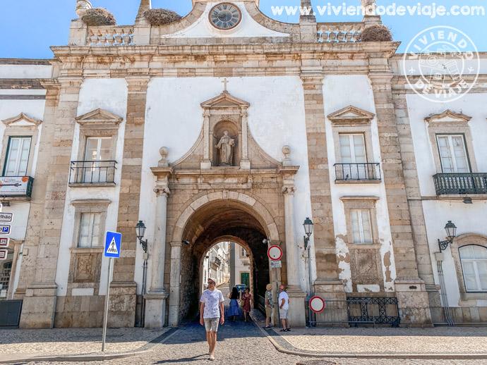 Arco da Vila | Lugares que ver en Faro