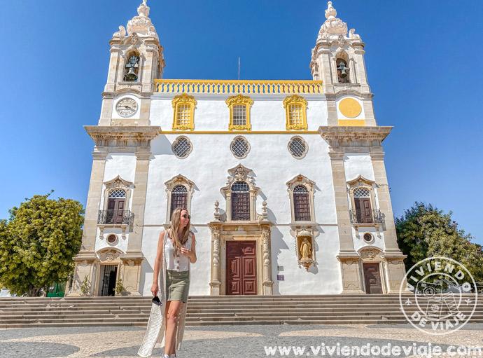 Qué ver en Faro | Igreja do Carmo