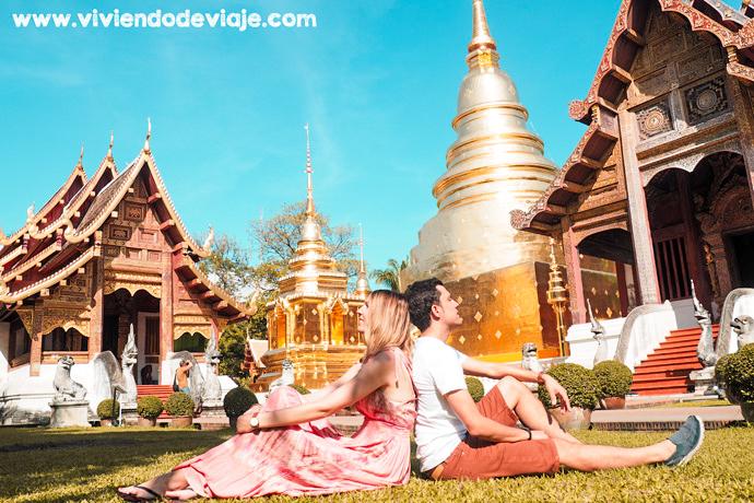 Alojarse en la Ciudad Antigua de Chiang Mai