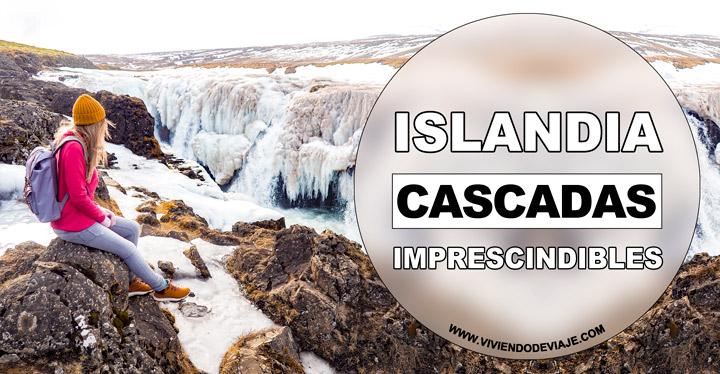 Cascadas en Islandia imprescindibles