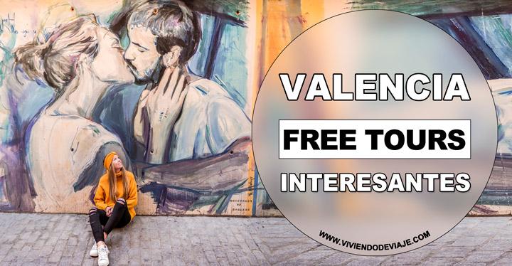 Free tours en Valencia interesantes