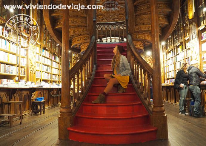 Librería Lello en Oporto   Free tour de Harry Potter