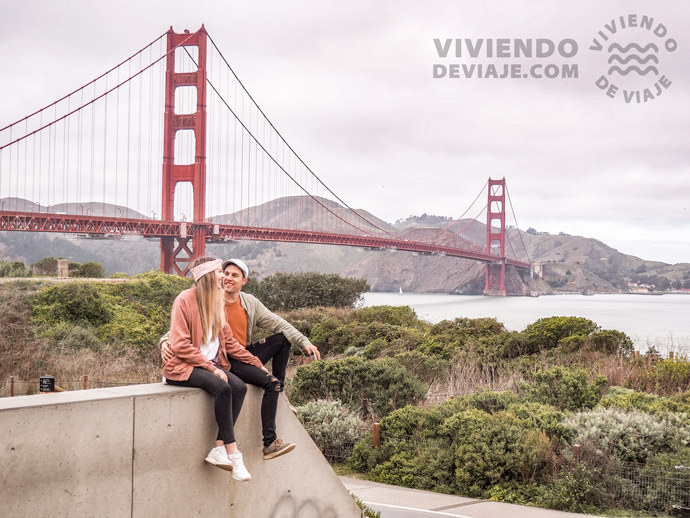 Battery East   Mirador del Golden Gate