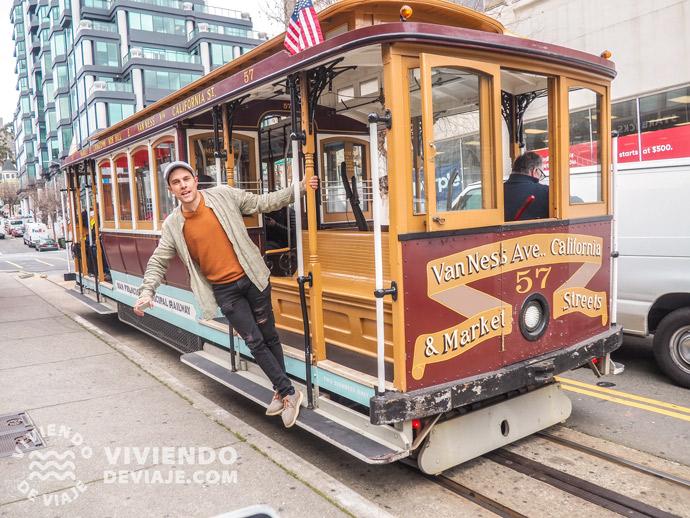 Consejos para viajar a San Francisco | Transporte público